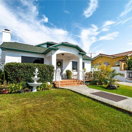 Rent this 4 bed house on 4117 West 22nd Place in Los Angeles, CA 90018