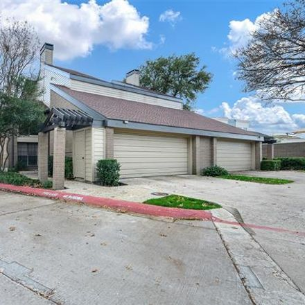 Rent this 2 bed condo on 5136 Westgrove Drive in Dallas, TX 75248