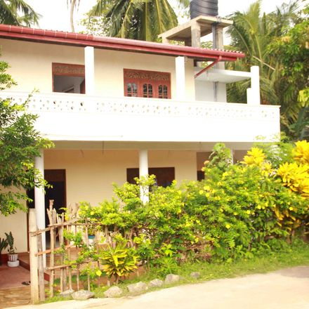 Rent this 3 bed house on L&D Lodge in Pannamgoda Road, Wewala 80240