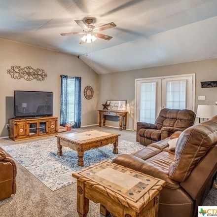Rent this 4 bed house on 326 Wildrose Dr in Floresville, TX
