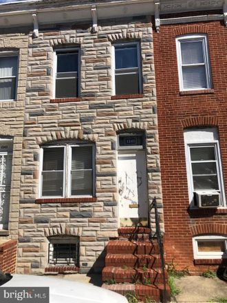 Rent this 2 bed townhouse on 1345 Ward Street in Baltimore, MD 21230