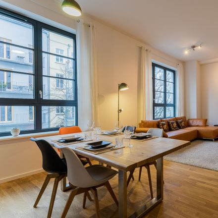 Rent this 1 bed apartment on Wolliner Straße 18 in 10435 Berlin, Germany