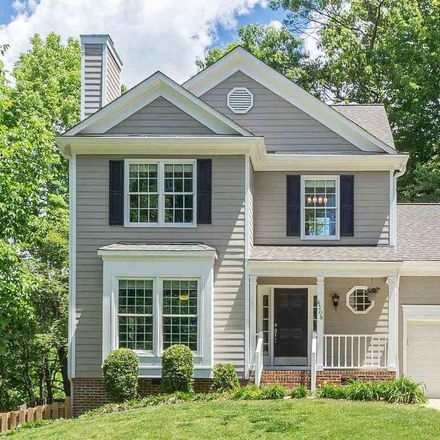 Rent this 4 bed house on 6308 Jarratt Cove in Raleigh, NC 27617
