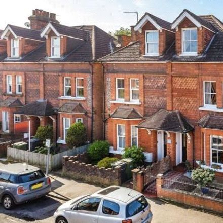 Rent this 4 bed house on Linden Road in Guildford GU1 1HE, United Kingdom