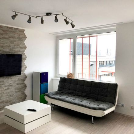 Rent this 1 bed apartment on Seilerstraße 19a in 60313 Frankfurt, Germany