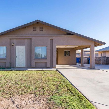 Rent this 3 bed house on West Cactus Street in Somerton, AZ 85350