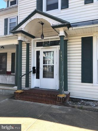 Rent this 1 bed apartment on South Main Street in Woodstock, VA 22664