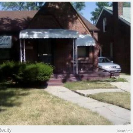 Rent this 2 bed house on 16866 Mansfield Street in Detroit, MI 48235