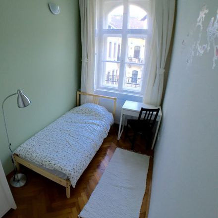 Rent this 9 bed room on Budapest in Üllői út 36, 1092