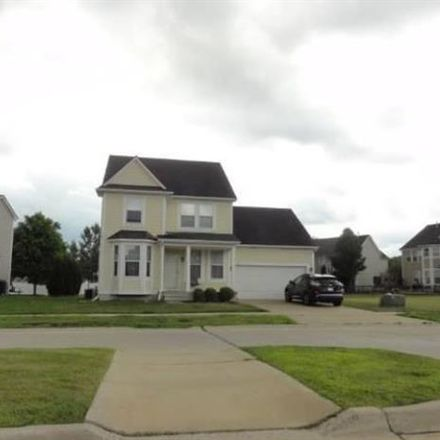Rent this 3 bed condo on 57303 Decora Park Boulevard in New Haven, MI 48048