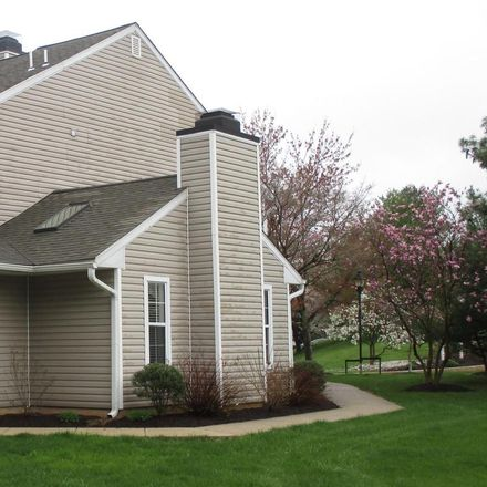 Rent this 2 bed condo on Reading Court in West Whiteland Township, PA 19341