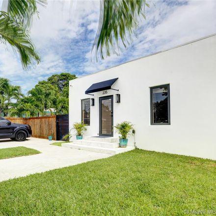 Rent this 9 bed duplex on 235 Northwest 39th Street in Miami, FL 33127