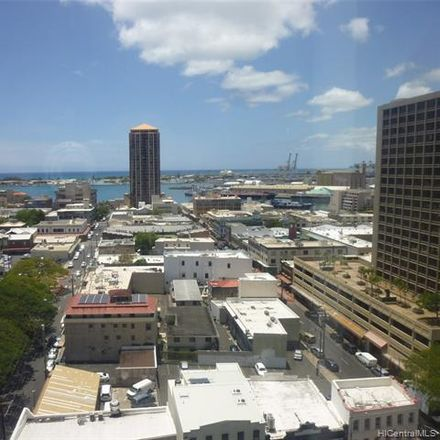Rent this 2 bed condo on Honolulu Tower in 60 North Beretania Street, Honolulu