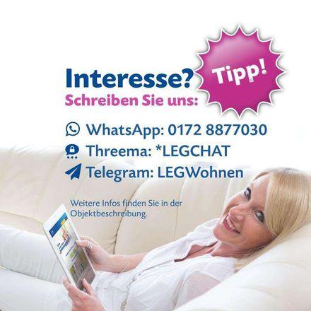 Rent this 3 bed apartment on Hensenweg 120 in 41068 Mönchengladbach, Germany