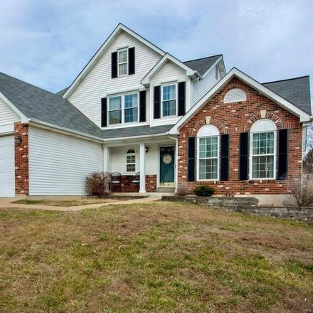 Rent this 4 bed house on 2059 Dohack Drive in Arnold, MO 63010