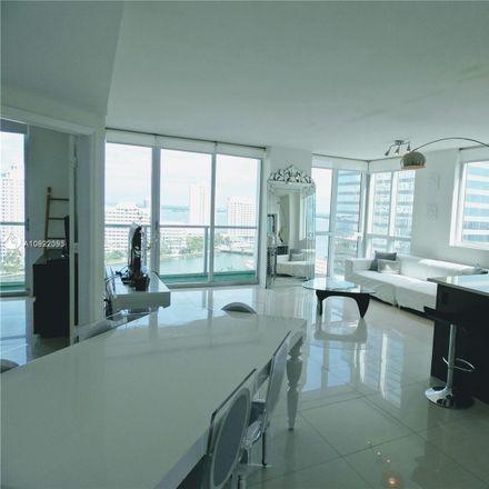 Rent this 2 bed condo on 500 Brickell Avenue in Miami, FL 33131