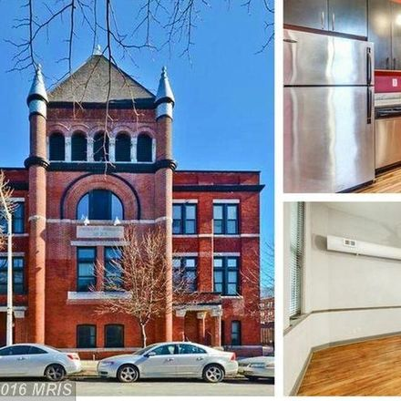 Rent this 2 bed apartment on 511 S Bond St in Baltimore, MD 21231