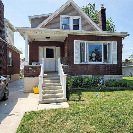 Rent this 3 bed house on 241 Dupont Avenue in Tonawanda, NY 14150