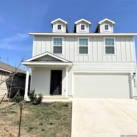 Rent this 4 bed house on Yorkshire Pl in San Antonio, TX