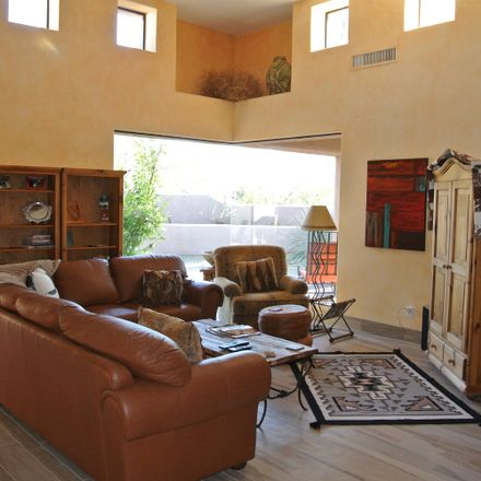 Rent this 3 bed townhouse on 7500 East Boulders Parkway in Scottsdale, AZ 85266