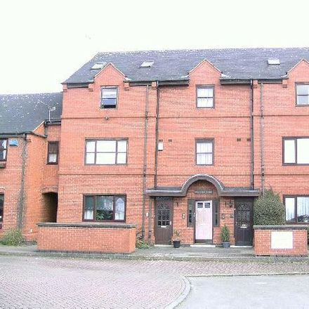 Rent this 1 bed apartment on Lutterworth Road in Blaby LE8 4DN, United Kingdom