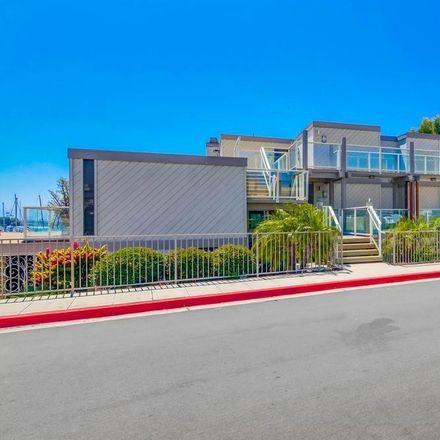 Rent this 2 bed townhouse on 1645 Glorietta Boulevard in Coronado, CA 92118