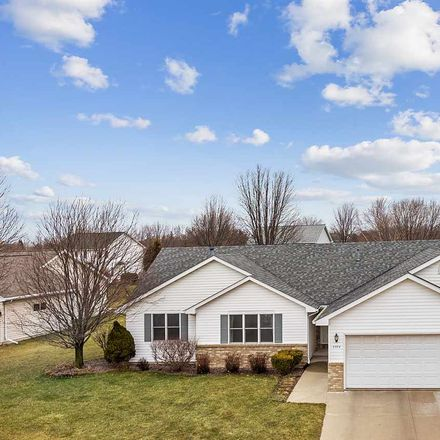 Rent this 3 bed house on 2374 Holly Ln in Appleton, WI