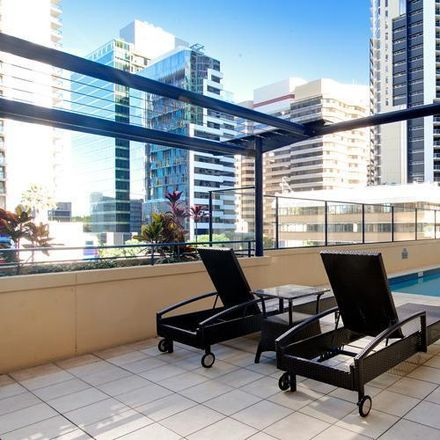 Rent this 1 bed apartment on 2303/95 Charlotte St