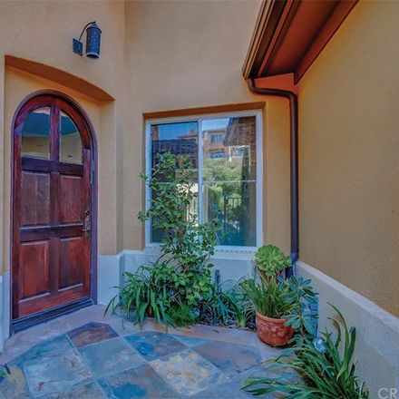 Rent this 3 bed townhouse on 19 Lucania Dr in Newport Coast, CA