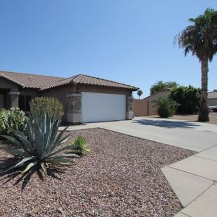 Rent this 4 bed apartment on 10210 East Dolphin Avenue in Mesa, AZ 85208