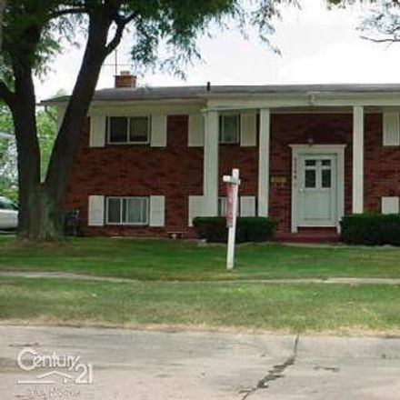 Rent this 4 bed house on Serra Dr in Sterling Heights, MI