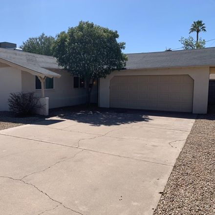Rent this 3 bed house on 8339 East Devonshire Avenue in Scottsdale, AZ 85251