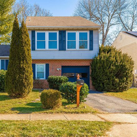 Rent this 4 bed house on 182 Stoneybrook Court in Frederick, MD 21702