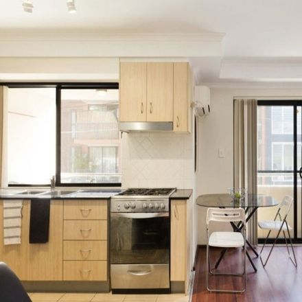 Rent this 1 bed apartment on 13/124-126 Parramatta Road