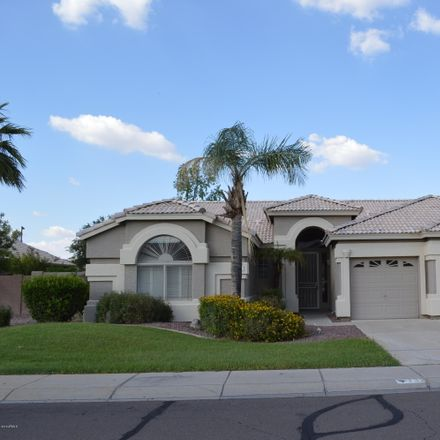 Rent this 4 bed house on 732 West Merrill Avenue in Gilbert, AZ 85233