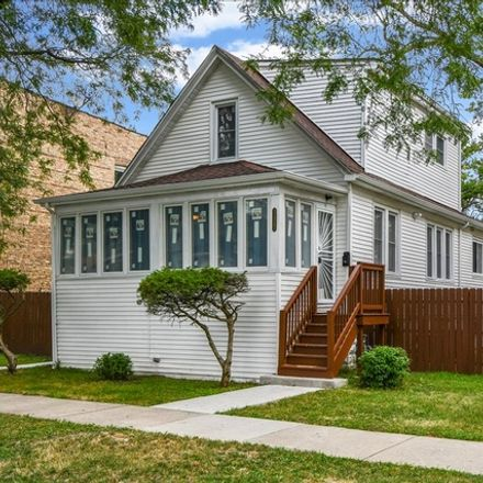 Rent this 3 bed house on 11347 South Church Street in Chicago, IL 60643