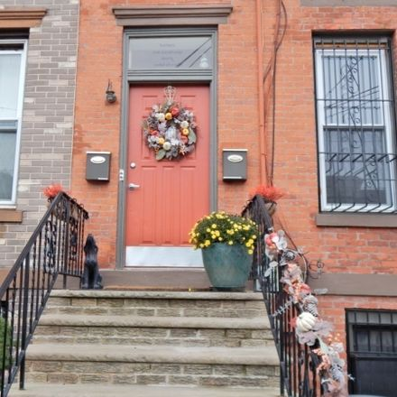 Rent this 2 bed townhouse on 39 Belmont Avenue in Jersey City, NJ 07304