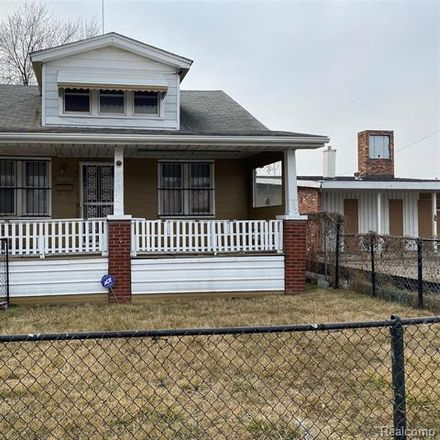 Rent this 2 bed house on 8693 Schaefer Highway in Detroit, MI 48228