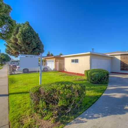 Rent this 3 bed house on 15631 South Tarrant Avenue in West Rancho Dominguez, CA 90220