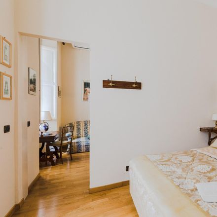 Rent this 1 bed apartment on Hotel Argentina in Via Cavour, 47