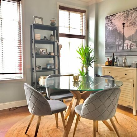 Rent this 2 bed apartment on Monroe St in Hoboken, NJ