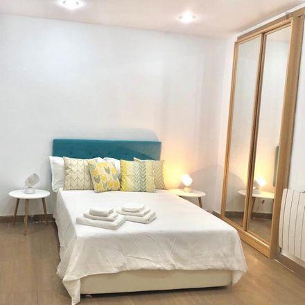 Rent this 1 bed apartment on Calle del Amparo in 20, 28012 Madrid