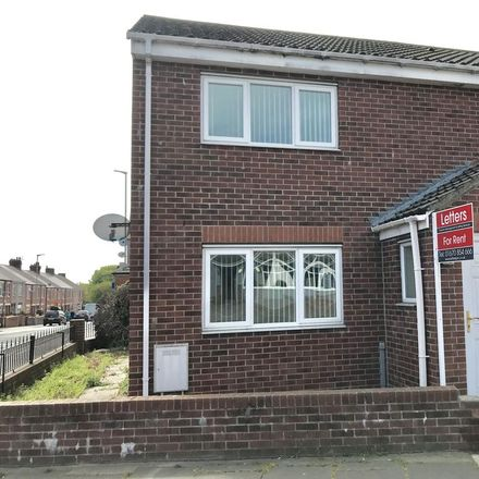 Rent this 2 bed house on The Castle in 158 Woodhorn Road, Ashington NE63 9EN