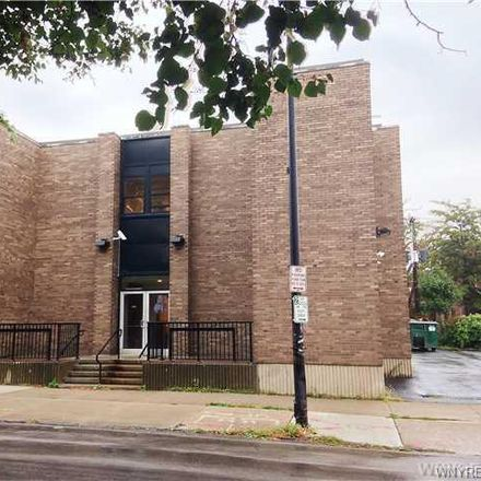 Rent this 1 bed apartment on 481 Franklin Street in Buffalo, NY 14202