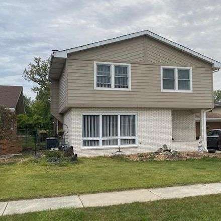 Rent this 5 bed house on 5936 West 124th Street in Alsip, IL 60803