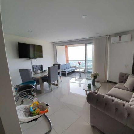 Rent this 2 bed apartment on Carrera 22 Oeste in Comuna 3, 760101 Perímetro Urbano Santiago de Cali