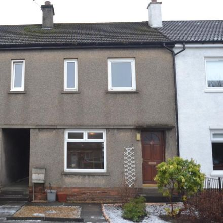 Rent this 2 bed house on 77 Claremont in Alloa FK10 2DJ, United Kingdom