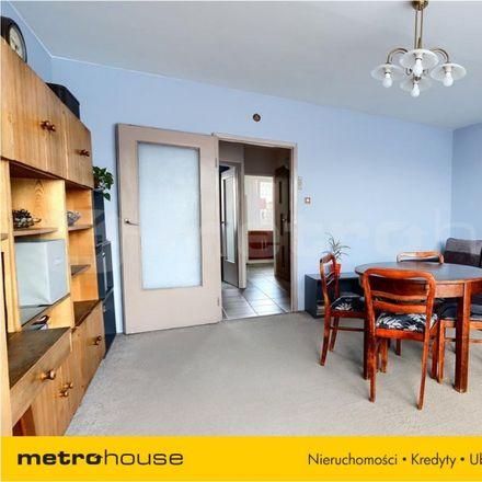 Rent this 3 bed apartment on Syrenki 3 in 91-491 Łódź, Poland