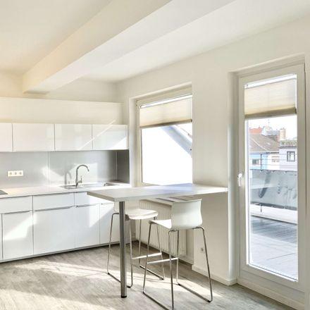 Rent this 2 bed apartment on Bertha-von-Suttner-Platz 11 in 53111 Bonn, Germany