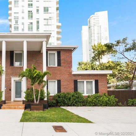 Rent this 6 bed house on 503 Northeast 27th Street in Miami, FL 33137